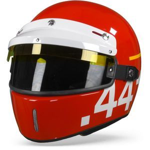Nexx X.G100 Score Red Full Face Helmet