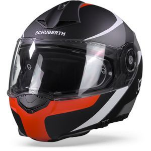 Schuberth C3 Pro Sestante Black Red