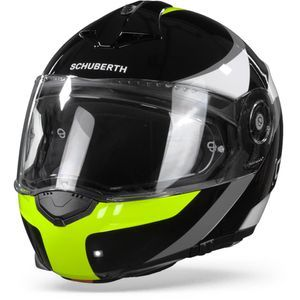 Schuberth C3 Pro Sestante Black Yellow