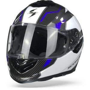 Scorpion EXO-1400 Air Fortuna White Blue