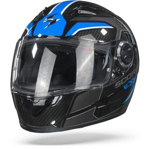 Scorpion EXO-490 Supernova Black Blue