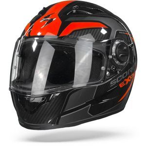 Scorpion EXO-490 Supernova Black Red