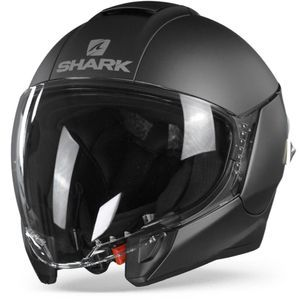 Shark Citycruiser AMA Blank Matt Anthracite