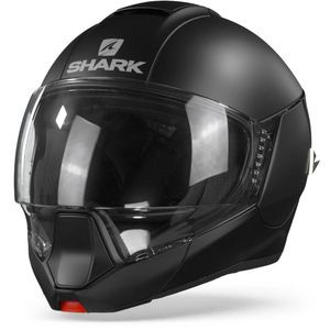 Shark Evojet KMA Blank Matt Black