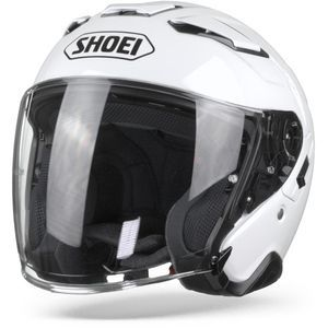 Shoei J-Cruise II Casco Jet Blanco