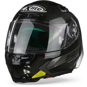 X-Lite X-803 RS Ultra Carbon Hot Lap 015 Carbon Schwarz Anthrazit