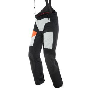 Dainese D-Explorer 2 Gore-Tex Glacier Gray Orange Black