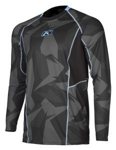 Klim Aggressor Cool -1.0 Camo Long Sleeve
