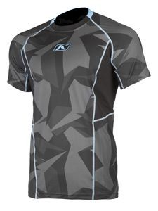 Klim Aggressor Cool -1.0 Camo Short Sleeve