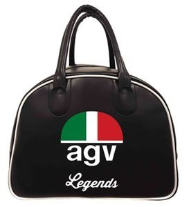 AGV Legends Black Helmet Bag Kit0583