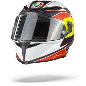 AGV Corsa R Supersport Blue Red Yellow