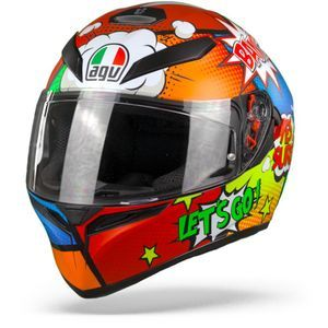 AGV K3 SV Max Vision Balloon Casco Integral (Full Face)