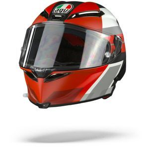 AGV Pista GP RR Competizione Carbon White Red