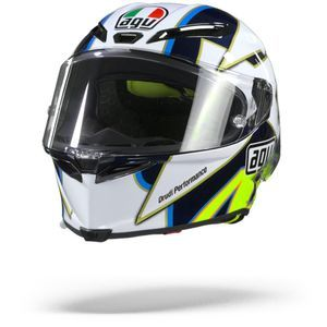AGV Pista GP RR Rossi World Title 2003