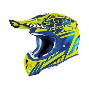 Airoh Aviator 2.3 Replica Cairoli 2020 Casco Motocross