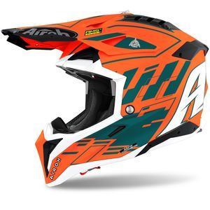Airoh Aviator 3 Rampage Orange