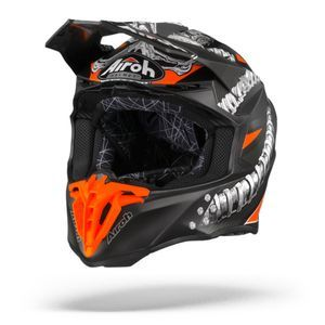 Airoh Twist 2.0 Bolt Casque Motocross Mat