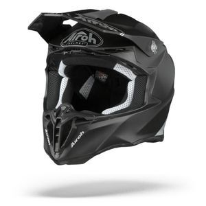 Airoh Twist 2.0 Color Casque Motocross Noir Mat