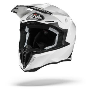 Airoh Twist 2.0 Color Casque Motocross Blanc Brillant