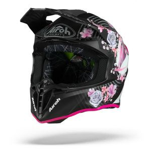 Airoh Twist 2.0 Mad Casco Motocross Mate