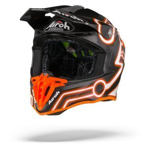 Airoh Twist 2.0 Neon Orange Matt
