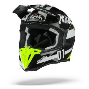 Airoh Twist 2.0 RacR Gloss Casco Motocross