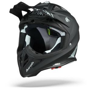 Airoh Aviator ACE Color Casque Motocross Noir Mat