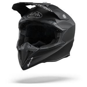 Airoh Wraap Color Casco Integral Negro Mate
