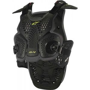 Alpinestars A-4 Black Anthracite