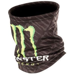 Alpinestars Monster Legacy Black Green Neck Warmer
