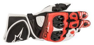 Alpinestars GP Plus R V2 Black White Bright Red