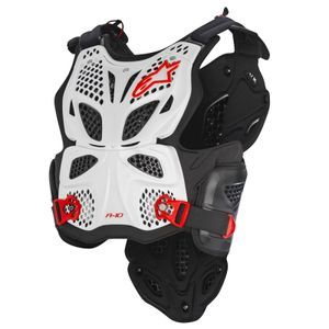 Alpinestars A-10 White Black Red