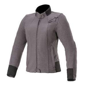 Alpinestars Banshee Lady Fleece Melange Gray