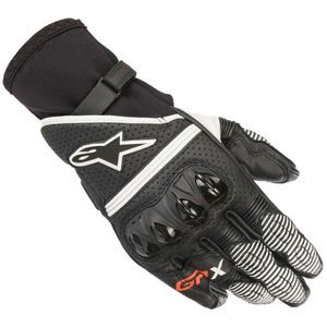 Alpinestars GP X V2 Black White