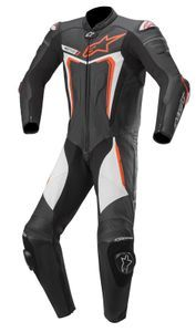 Alpinestars Motegi V3 Black Red Fluo White 1 Piece