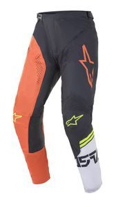 Alpinestars Racer Compass Orange Anthracite Off White