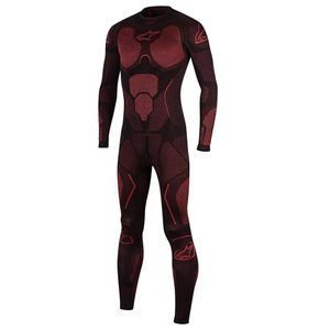 Alpinestars Ride Tech Summer Black Red 1-Piece