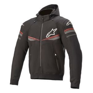 Alpinestars Sektor V2 Tech Black Bright Red