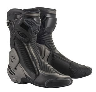 Alpinestars SMX Plus V2 Black Dark Gray