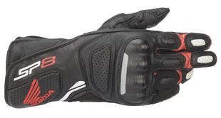 Alpinestars SP-8 V2 Honda Black White Red
