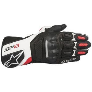 Alpinestars SP-8 V2 Black White Red