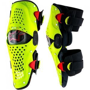 Alpinestars SX-1 Yellow Fluo Red