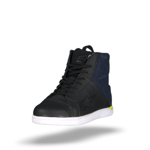 Alpinestars Jam Drystar Black Yellow Fluo