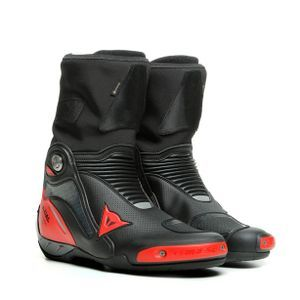 Dainese Axial Gore-Tex Black Lava Red