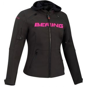 Bering Drift Lady Black Fuchsia