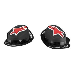 Alpinestars Black Red GP Rain