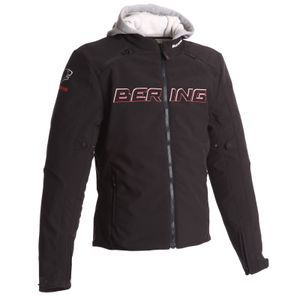 Bering Jaap Evo Black Red