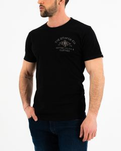 Rokker Tigers Black T-Shirt