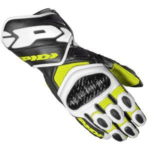 Spidi Carbo 7 Black Fluo Yellow