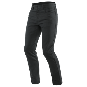 Dainese Casual Slim Tex Black